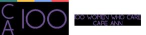 100 Women Who Care – Cape Ann Logo